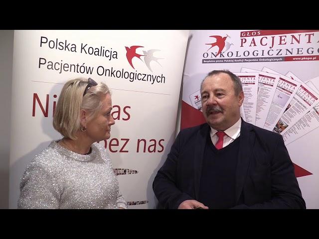 Nowe technologie w leczeniu mielofibrozy – prof. dr hab. n. med. Krzysztof Lewandowski