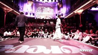 Finals  MonstaPop vs Slimboogie Popping Forever 2013