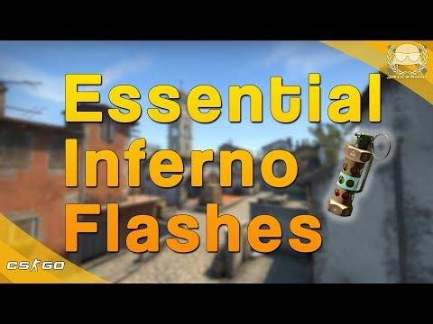 CS:GO | Inferno Flashes