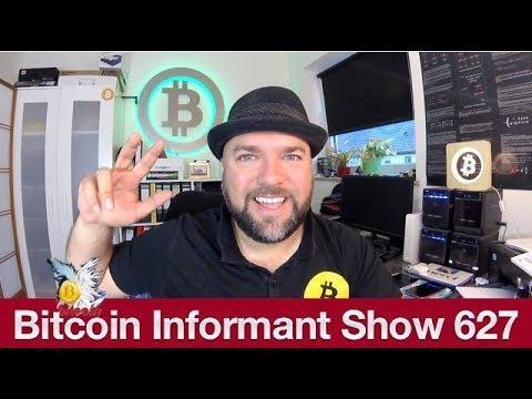 #627 Bitcoin bricht $8600, Bitfinex LEO IEO Bullenmarkt & Facebook Globalcoin