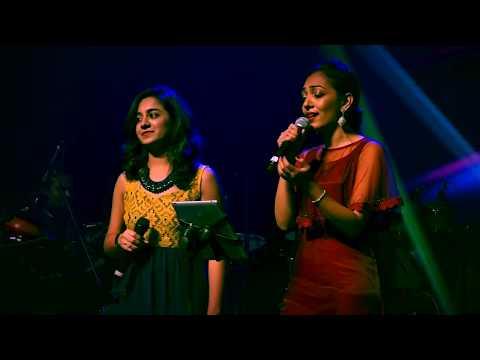 "Ranjith Govind & Rahul Nambiar in concert, Singapore - ""Pinga"""