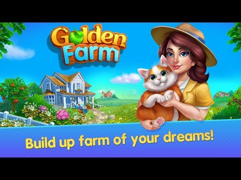 Golden Farm: Happy Farming Day Android Gameplay