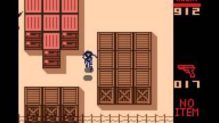 Metal Gear Solid - Metal Gear Solid (GBC / Game Boy Color) - User video