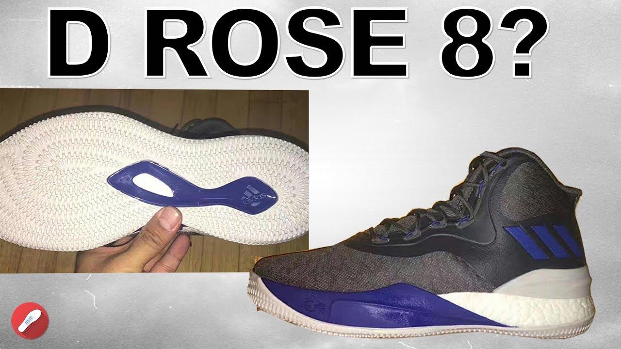 c12c67b2fa4 Adidas D Rose 8 New Leak! - YouTube
