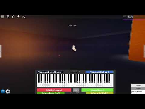 Melanie Martinez Play Date Roblox Piano Youtube