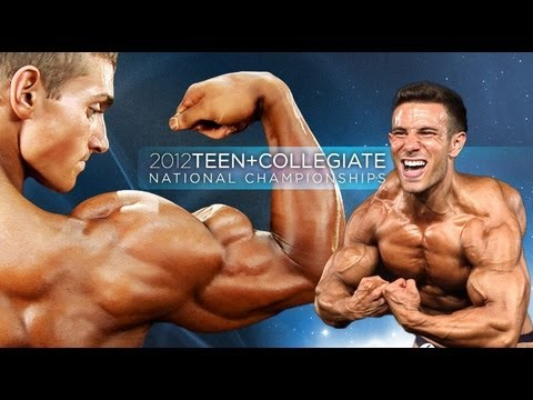 how to become a teenage bodybuilder