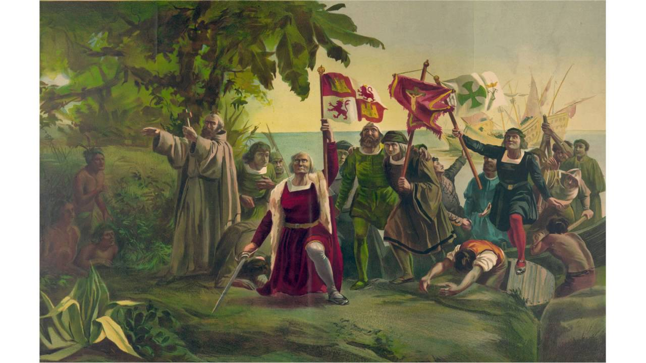 the mental world of christopher columbus Christopher columbus: christopher columbus, master navigator whose four transatlantic voyages opened the way for european exploration and colonization of the americas.