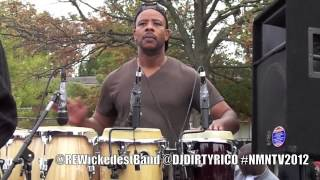 RARE ESSENCE LIVE IN GREENBELT MD ON NOISEMAKERTV2012