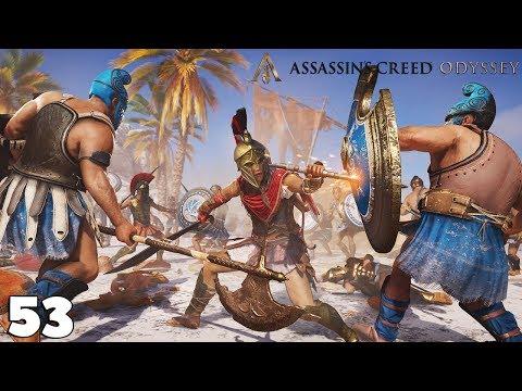 Assassin's Creed ODYSSEY 53 - Combat Trèèèèèèèès compliqué et long - royleviking [FR PC] thumbnail