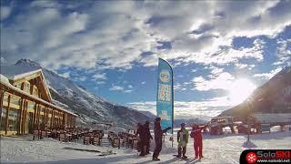 Vídeo de nuestra visita a Serre Chevalier (Alpes Franceses) Soloski.net