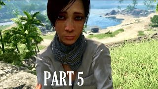 Far Cry 3 Classic Edition Walkthrough Gameplay ISLAND PORT HOTEL PART 5 PS4 No Commentary