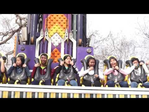 AFSCHN55 [BAZHONG] GO TO Harbin's amusement park II