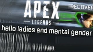 Apex Legends badly translates the chat