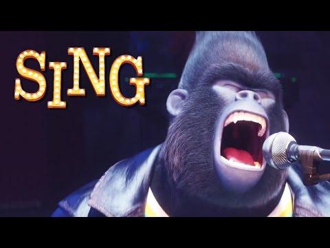 """SING song """"I'm Still Standing"""" - Johnny / Taron Egerton"""