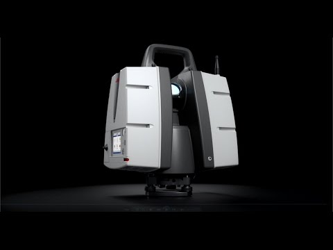 Leica ScanStation P30 & P40 - Your complete scanning solution