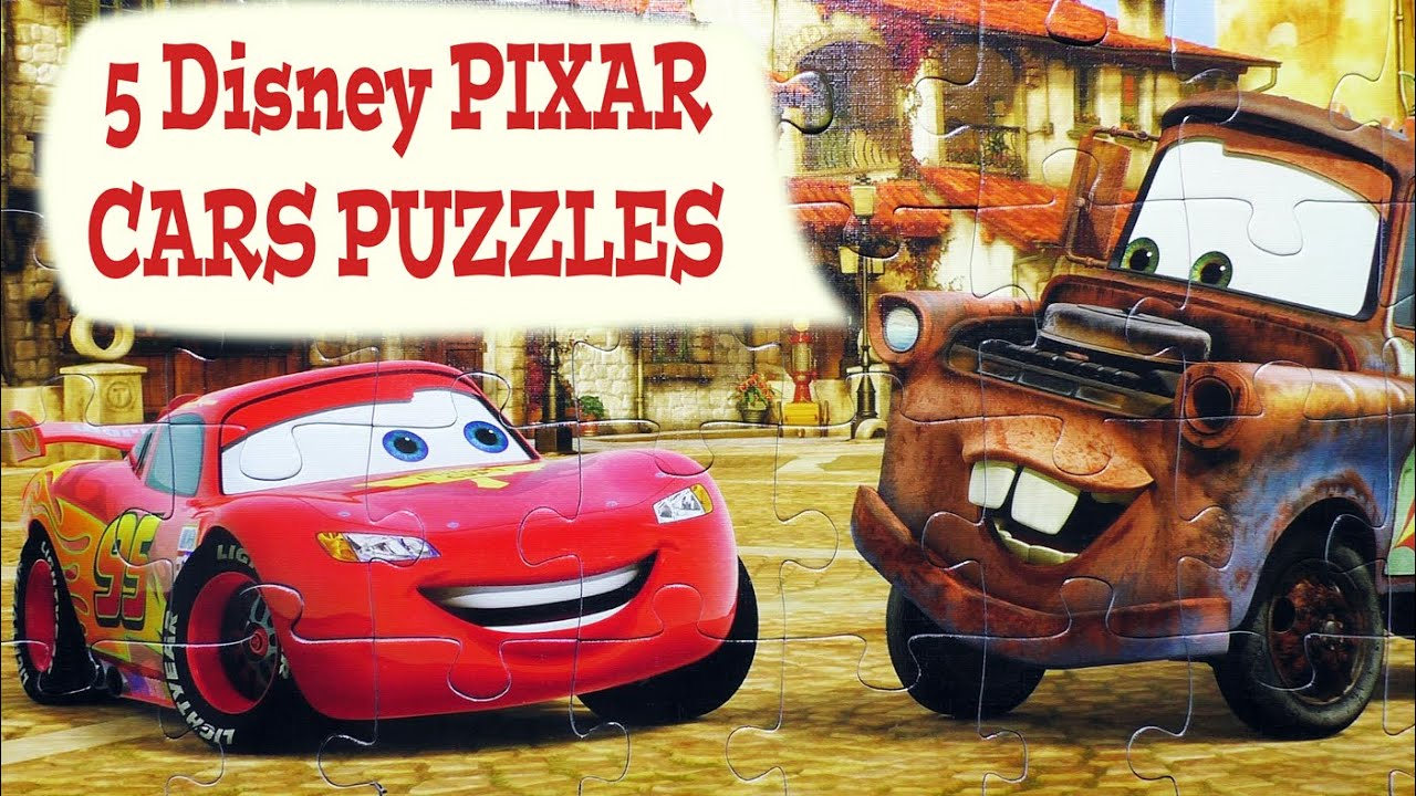 Best Disney Toys And Games For Kids : Disney pixar cars kids puzzle games rompecabezas play