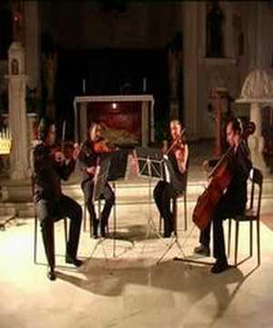 Walter Rinaldi - Quartetto N°1 Andante Espressivo