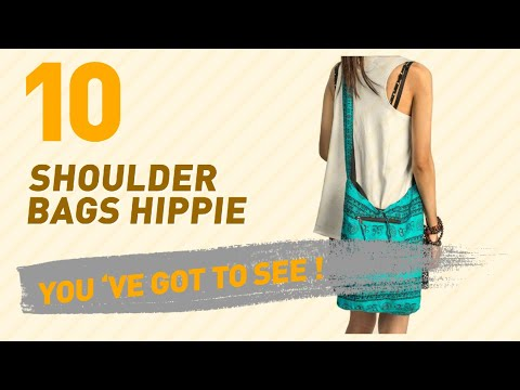 Shoulder Bags Hippie , Top 10 Collection // New & Popular 2017