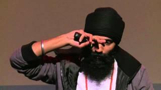 Self-creation through Hip Hop: L-FRESH the LION at TEDxParramatta