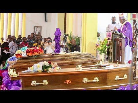 Derniers hommages aux victimes du 1er mai à Bangui
