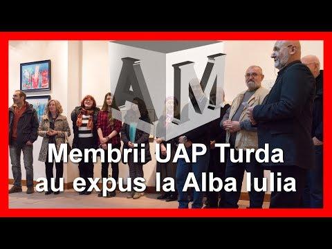 AGORA MEDIA | Membrii UAP Turda au expus la Alba Iulia