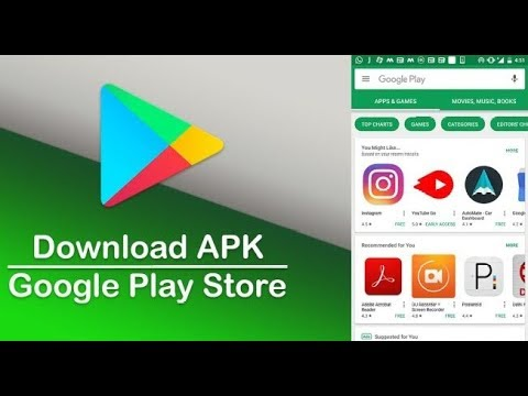 How To Download Android Apk Files From Google Play Store On Pc Youtube
