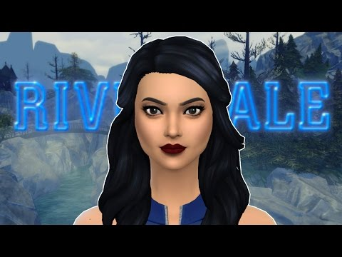 THE SIMS 4 | RIVERDALE - VERONICA - CAS from YouTube · Duration:  4 minutes 35 seconds