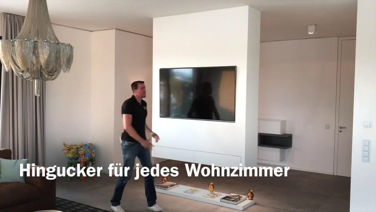 So machen Sie jedes Wohnzimmer zum Hingucker - YouTube
