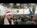 ربع العشاء الشيخ محمد حسن الخياط من عزاء حرم المرحوم الشيخ رمضان إبراهيم علي بالبكارية 11-1-2020