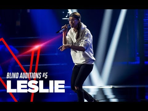 "Leslie  ""Ready Or Not"" - Blind Auditions #5 - TVOI 2019"