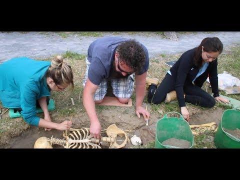 Forensic Anthropology Program In Ireland -