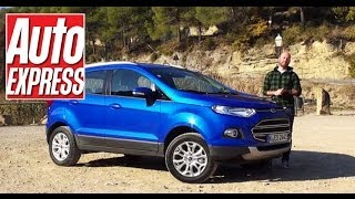 Ford EcoSport review - Auto Express