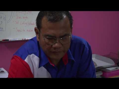 Walinong Sari Interview (Part 1)