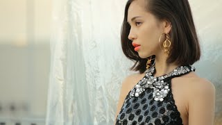 水原希子が魅せるストリートラグジュアリー:NYLONJAPAN2月号表紙撮影オフショットムービー☆