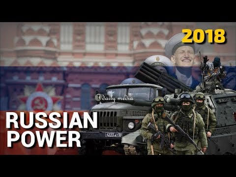 How Powerful is Russia? - Russian Military Power 2018