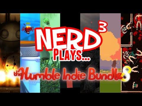 Nerd³ Plays... The Humble Indie Bundle 8