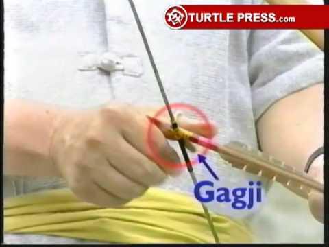 Korean Archery (traditional) Equipment
