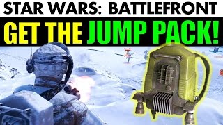 Star Wars Battlefront: GET THE JUMP PACK! | One of the BEST CARDS!