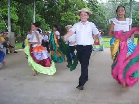 Costa Rican Cultural Dance
