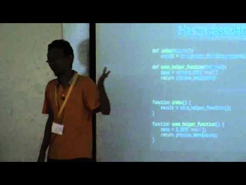 Python/Django Web Development for PHP Developers - Mohd Kamal Bin Mustafa