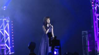 Connie Talbot - I will always love you - Pride Ball 2012