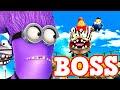 Minion Rush BOSS  Despicable Me 2 Minion Rush VILLAINTRILOQUIST BOSS Fight Evil Minion Ep 2