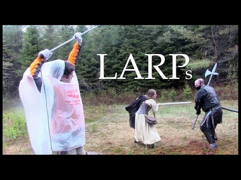 How They Made LARPs Season 2!