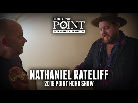 Nathaniel Rateliff on living out of a suitcase, Marigold Project, and more!