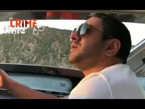 """Qanuni oğru """"Namiq Bakinskiy"""" yaxta sürərkən görüntülənib - VIDEO - YouTube"""