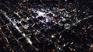 Sapporo at Night - DJI Mavic Pro