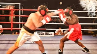 Leon Machère Boxkampf !!! 💥🥊 (Der ganze Kampf)