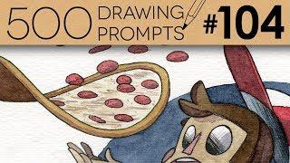 """""""PLEASING THINGS TO MY EYEBALLS"""" - 500 Prompts #104"""