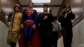 Man of Steel Trailer - Lois & Clark Style