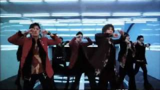 SS501 Kyu Jong's Dance キュジョン君のパワー溢れるダンスです!カッコ...